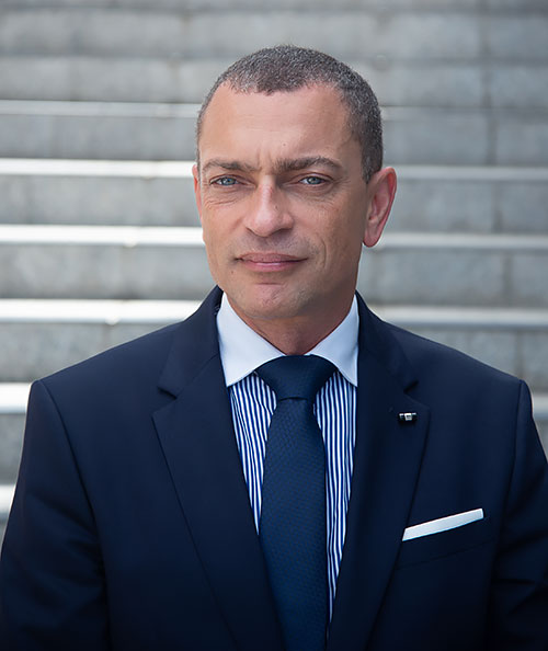 François Baltus-Languedoc CEO of the Martinique Tourism Authority