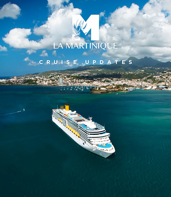 Martinique Cruise Updates 2019